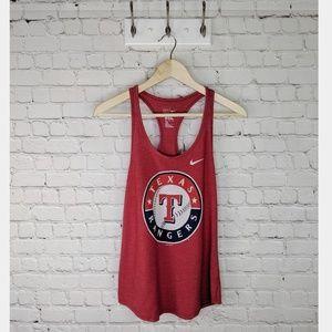 Nike Texas Rangers MLB tank